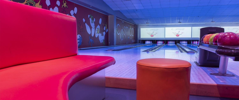 Cosmico Bowling, Tivoli