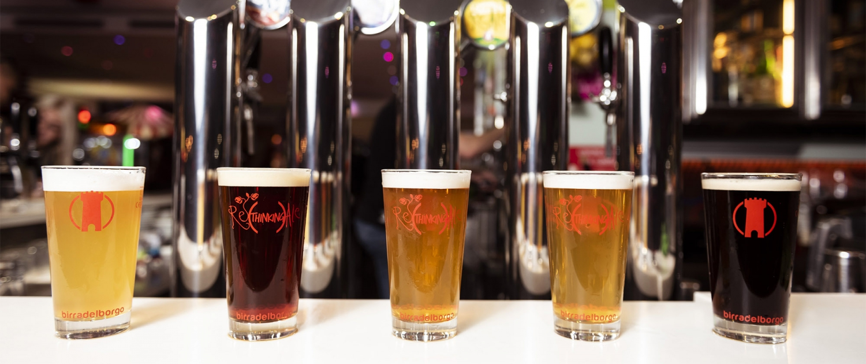Cosmico Bowling, birra artigianale, tivoli